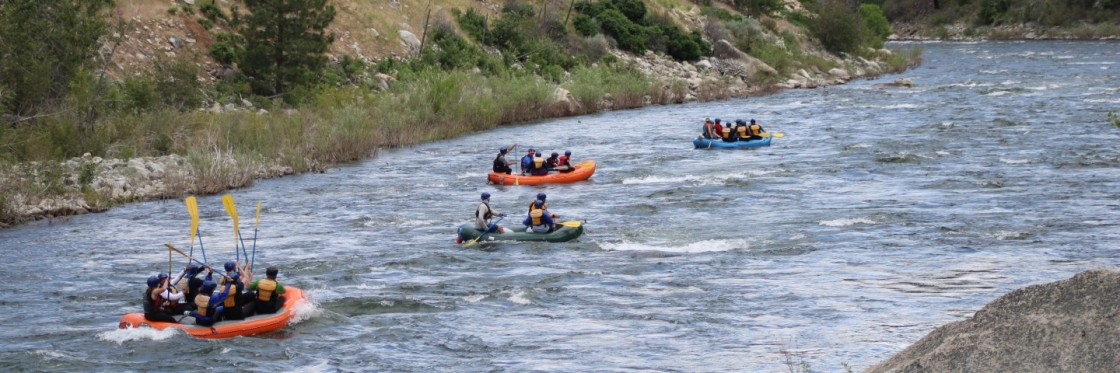 methow rafting large group scenic